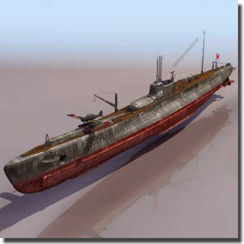 Submarines Depart Japan