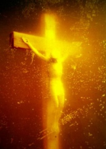 """""""Piss Christ"""" by Andres Serrano"""