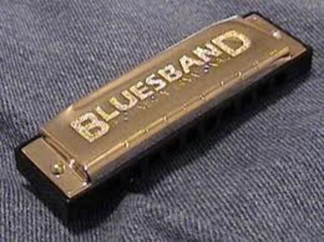 Recieved my first harmonica