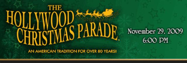 Hollywood Parade of Stars