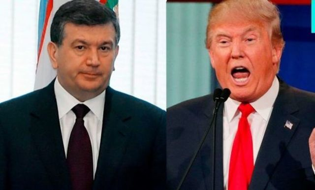 Выборы президента в США и Узбекистане