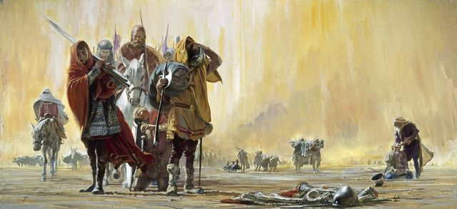 People's Crusade Defeated