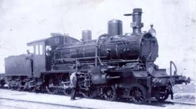 Locomotora ferroviaria