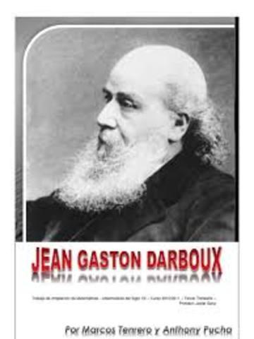 GASTON DARBOUX