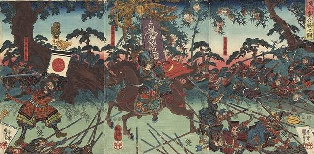 The Onin War Occurs~ 1467