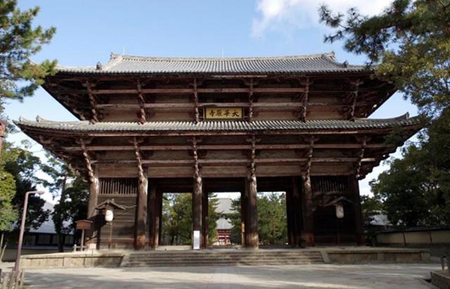 Todai-Ji Great South Gate