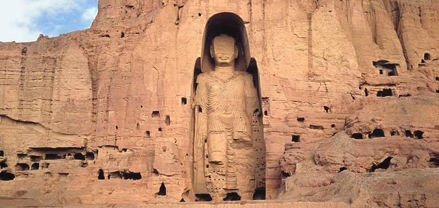 Buddha from Bamiyam