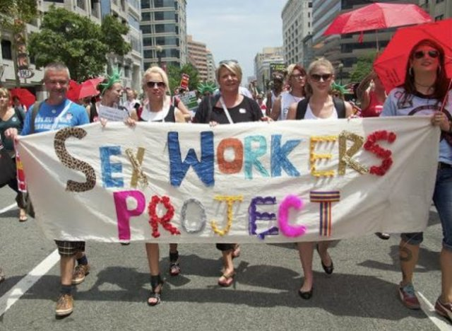 The Sex Workers Project founded
