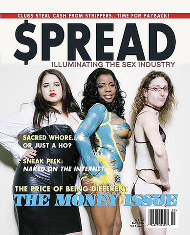 $pread Magazine launched