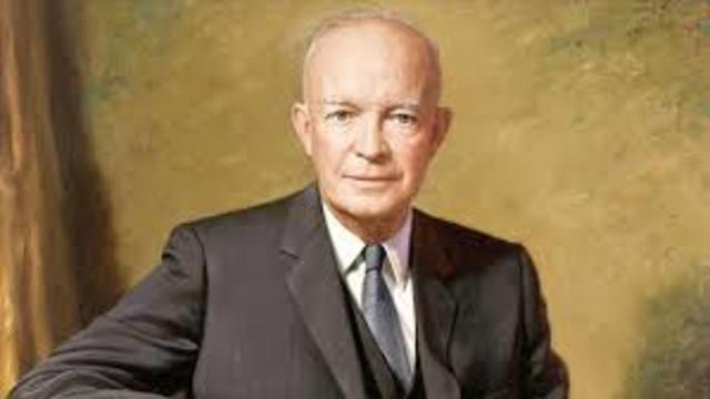 Eisenhower's Intervention