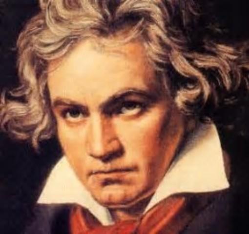 Ludwing Van Beethoven (1770-1827)