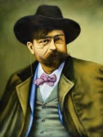 Isaac Albéniz (1860-1909)