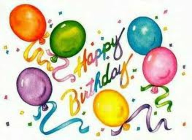 12th Birthday!