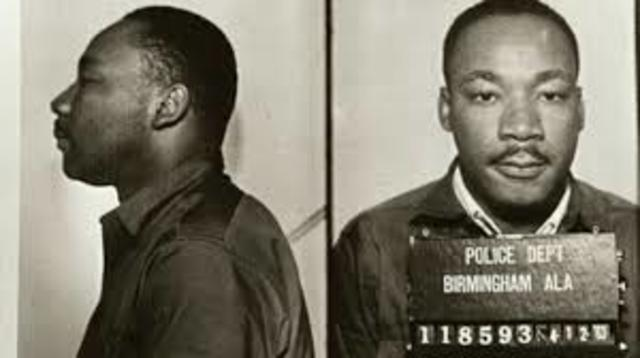 MLK's Letter to Birmingham March