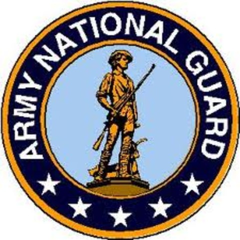 I swore in to the Alabama National Guard