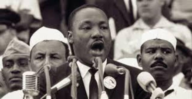 """I Have a Dream"" speech"
