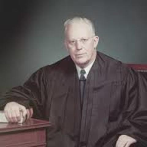 Warren Burger Supreme Court