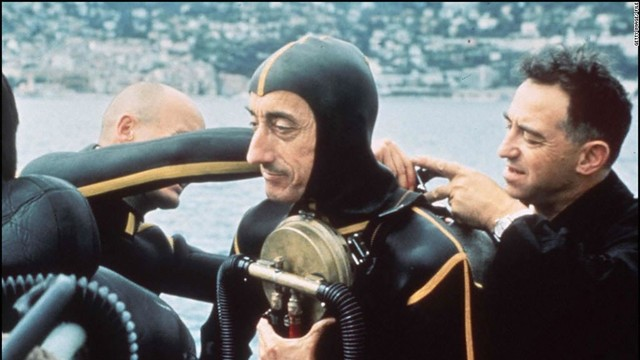 Jacques Cousteau develops SCUBA