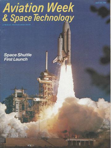 the space shuttle program began when the flue on april 12 1981 - photo #5
