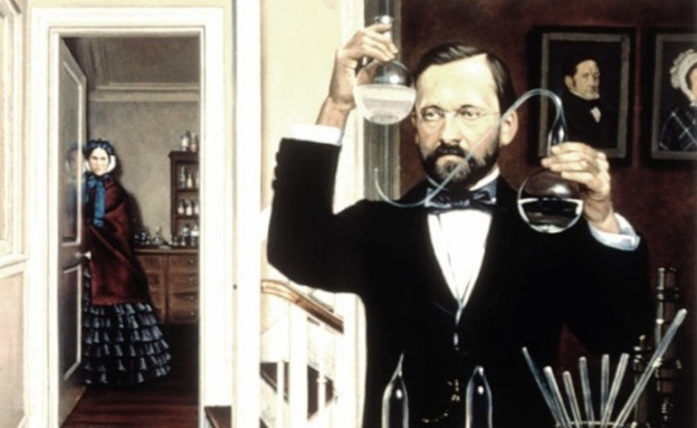 Louis Pasteur Experiment