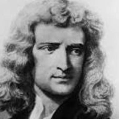 Isaak Newton timeline