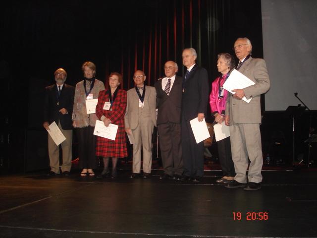 Maestros de la Reumatología Panamericana / Panamericana Masters of Rheumatology