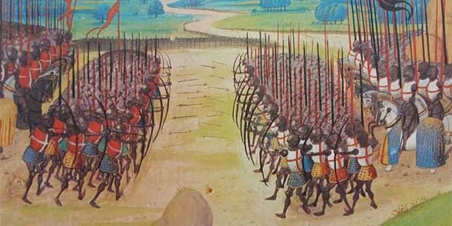 Guerra de los 100 años.