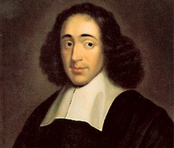 Baruch de Spinoza.