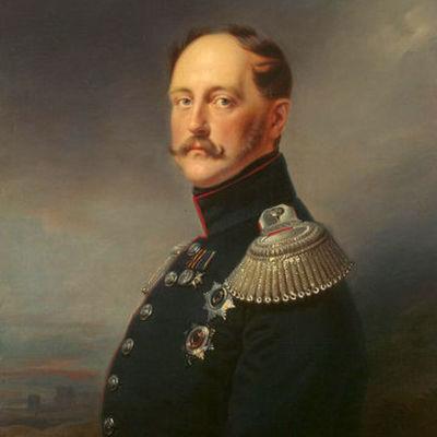 Правление Николая I. События timeline
