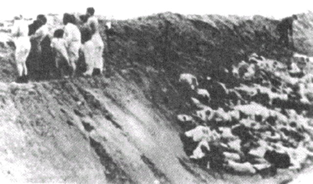 Einsatzgruppen and Babi Yar