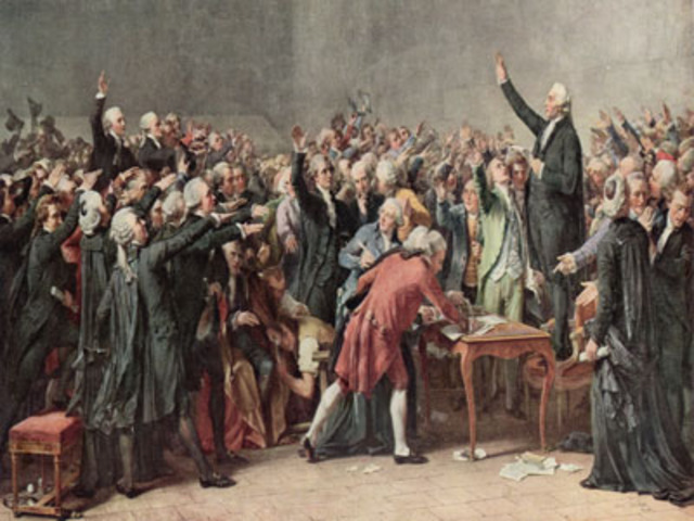 The National Assmebly Acts, The Constitution