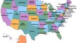 Statehood Dates timeline