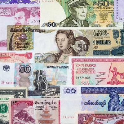 The History of Money timeline