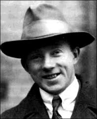 Werner Heisenberg (with help from Niels Bohr)