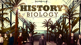 Biology 181 Historical Events timeline