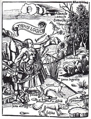 La lógica medieval