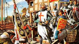 The origins of conflict and the First Crusade, c1071–c1099 timeline