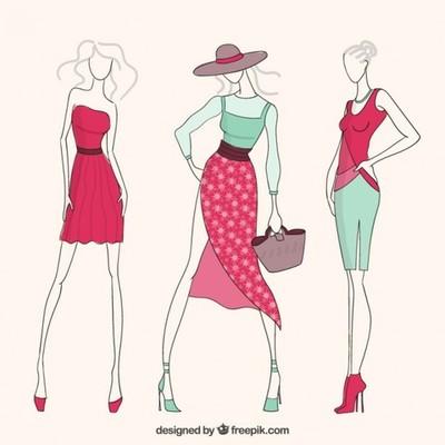 La Historia de la Moda timeline