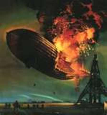 The Hindenberg Disaster