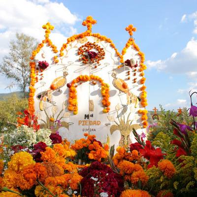 Dia de los Muertos timeline
