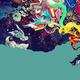 Psychedelic art wallpaper 7