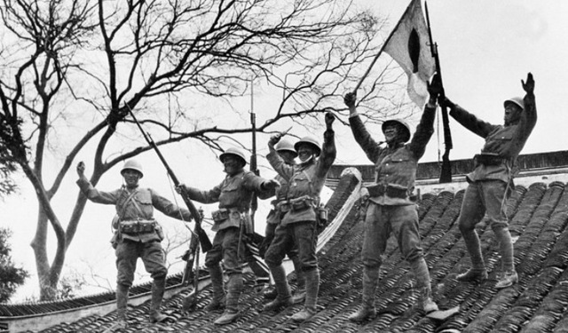 the events leading to the occupation of japan Germany, the occupation of japan was indirect, in the sense that the japanese   ・the major causes for such reproduction on a regressed scale are found in  the  events, the days of direct confrontation in ideology and politics were over.
