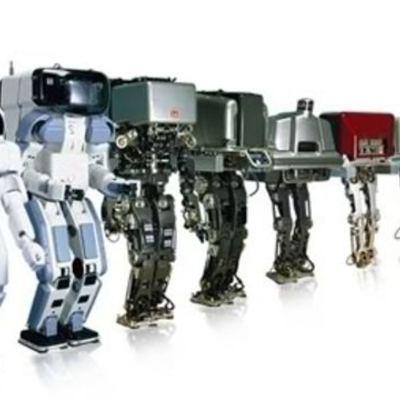 Acontecimientos en la robotica timeline