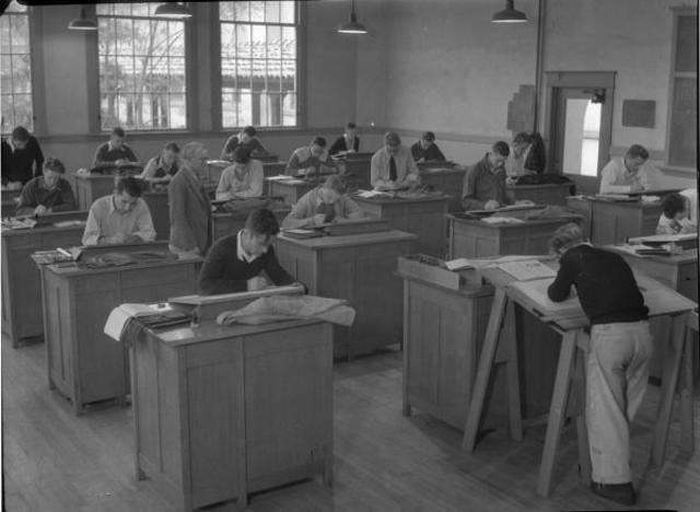 Depression Era Job Training