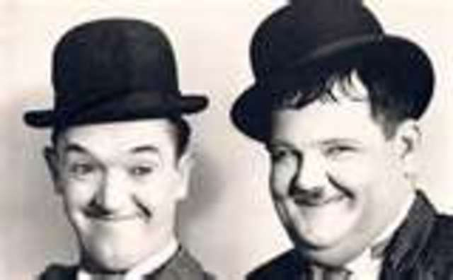 Laurel and Hardy part 2