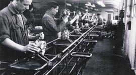 Historia de la seguridad y salud en el trabajo timeline