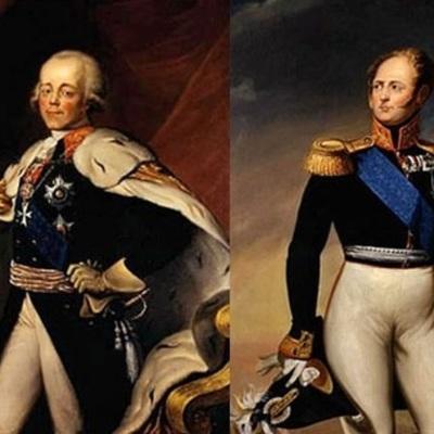 Правление Павла I и Александра I События timeline