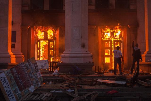 Одесса дом профсоюзов