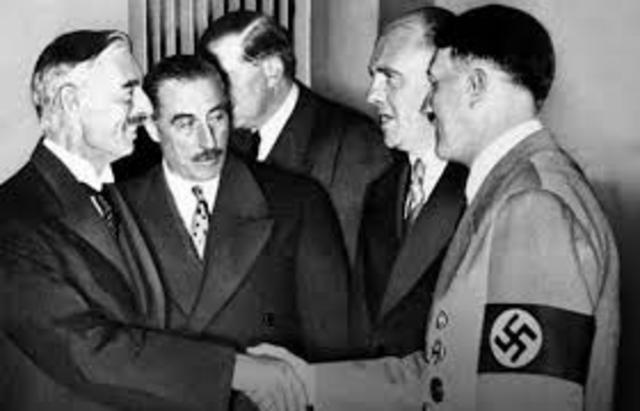Hitler And Stalin Sign Non-Aggression Pact