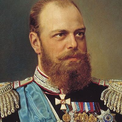 Правление Александра III timeline